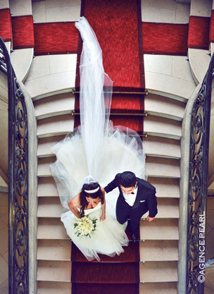 photo mariage Paris