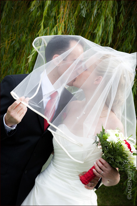 photographe mariage - Photo de mariage originale