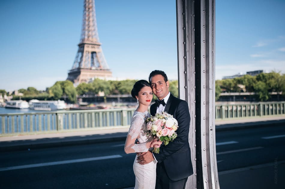 photo de mariage à Paris