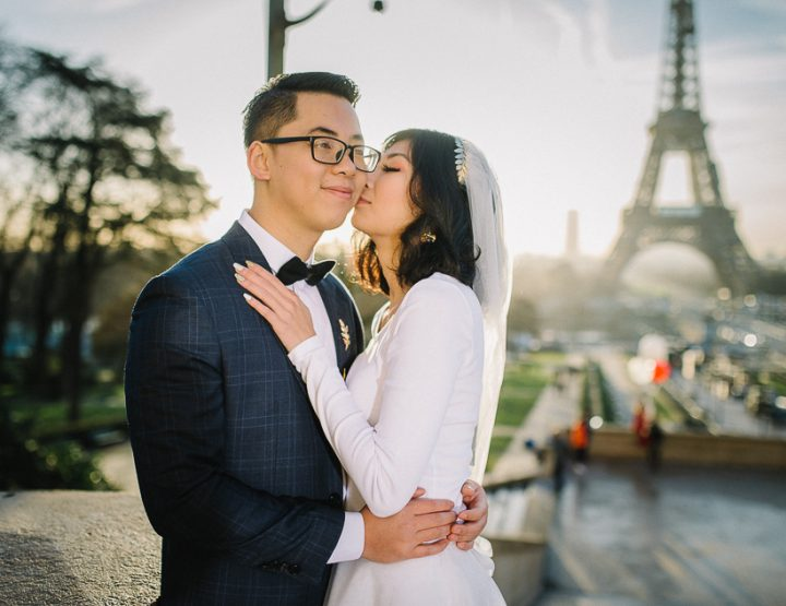 Tour Eiffel - Trocadéro