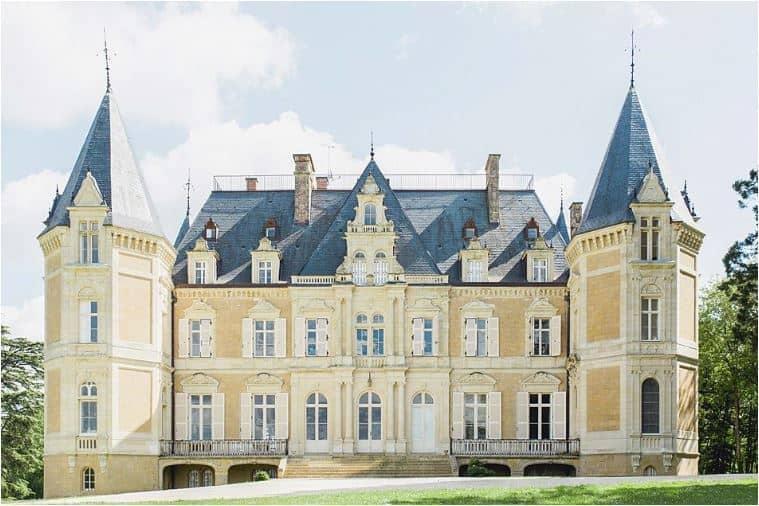 Le magnifique château d'azy