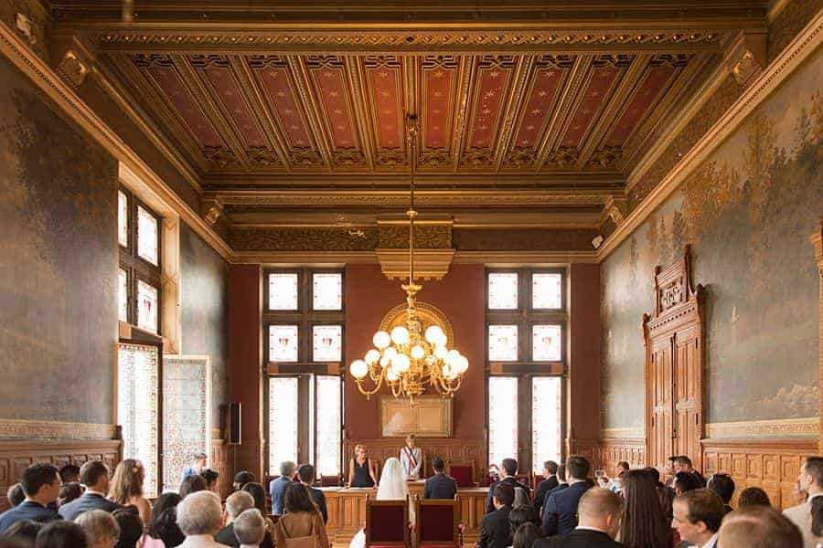 La magnifique mairie de vincennes