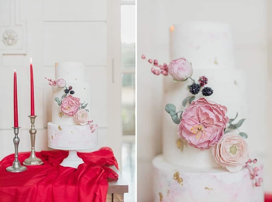 Gâteau mariage Sweet creations cake