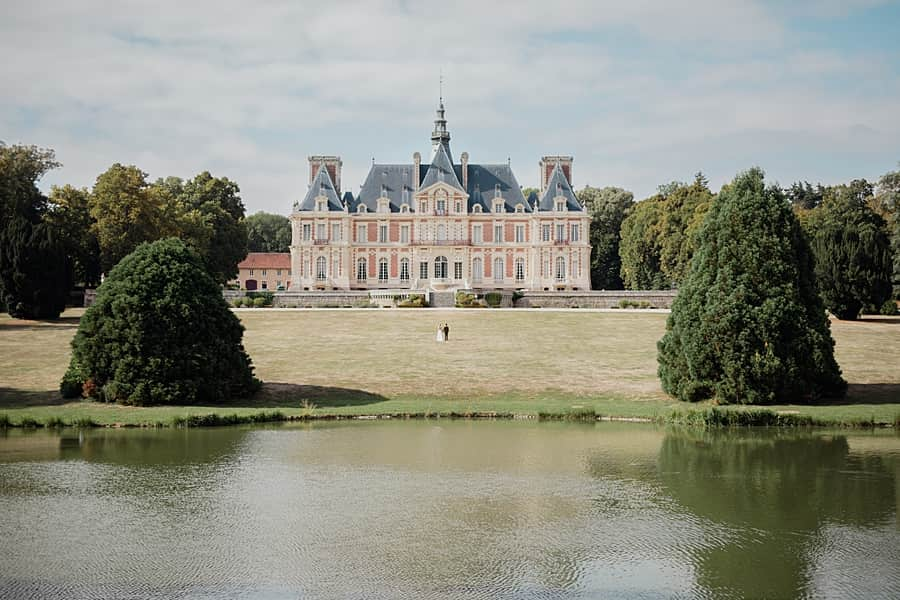 Magnifique jardins château Baronville
