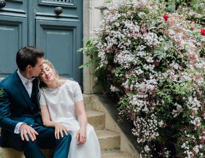 Mariage aux Érables à Meudon
