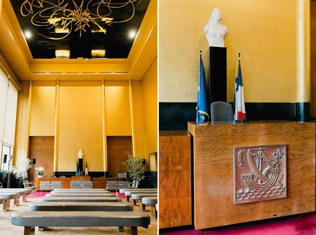 Salle cérémonie civile Boulogne-Billancourt (92100)