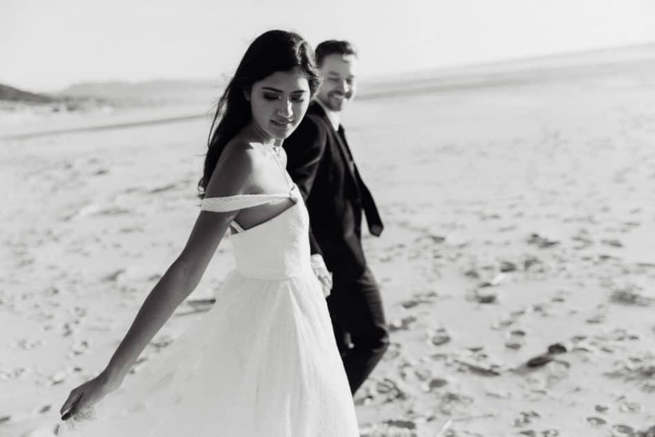 Mariage a la plage